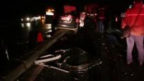 MAHMUT YıLDıRıM - Aydın'da Kutlama Dönüşü Trafik Kazası Açıklaması 2 Ölü