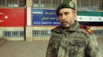 ÖZEL KUVVETLER - Azez'in Güvenliğini 4 Bin Polis Sağlıyor