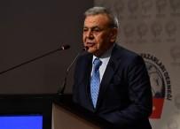 AKDENİZ OYUNLARI - Aziz Kocaoğlu Açıklaması 'İzmir'in 30 - 35 Bin Kişilik Bir Stada İhtiyacı Var'