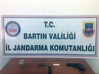 KOZCAĞıZ - Bartın'da Uyuşturucu Operasyonu Açıklaması 4 Gözaltı