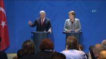 REFERANDUM - Başbakan Yıldırım Açıklaması 'Artık Almanya İle Türkiye'nin Normal Hayata Dönme Vakti Geldi'