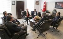 İSMAIL YÜKSEK - Başhekim Prof. Dr. İlhami Çelik Görevini Teslim Aldı