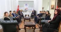 Başkan Gürkan Açıklaması 'Gençlik Kolları Bizim Elimiz, Kolumuzdur'