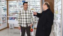 ZABITA MÜDÜRÜ - Başkan Özakcan, Yağcılariçi Esnafını Ziyaret Etti