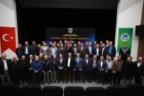 BİRİNCİ SINIF - Başkan Toçoğlu Akyazı İlçe Teşkilatıyla Bir Araya Geldi
