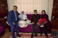 DOĞUM GÜNÜ - Başkan Yağcı, Yarım Asırlık Sevgilileri Evlerinde Ziyaret Etti