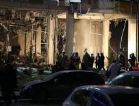 VERGİ DAİRESİ BAŞKANLIĞI - Vergi Dairesi Başkanlığı'ndaki patlamanın detayları ortaya çıktı