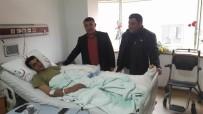 ERSİN ARSLAN - Besnili Uzman Çavuş Afrin'de Yaralandı