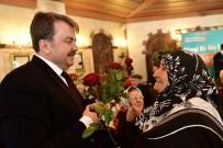FATİH MEHMET ERKOÇ - Büyükşehir Yarım Asırlık Evli Çiftleri Ağırladı