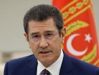 BRÜKSEL - Milli Savunma Bakanı Canikli'den ABD'li mevkidaşıyla yaptığı görüşmeye ilişkin açıklama