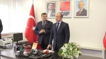 BAYRAK YARIŞI - CHP Genel Sekreterliğinde Görev Değişimi