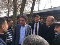 HEKİMHAN - CHP İl Başkanı Kiraz'dan Arguvan'a Ziyaret