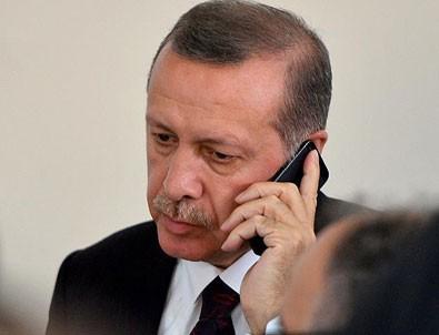 Cumhurbaşkanı Erdoğan, Huş ve Hafiftaş ailelerine taziye dileklerini iletti