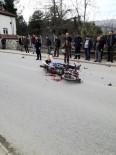 Devrek'te Trafik Kazası Açıklaması 2 Yaralı