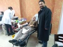 HASAN BAŞOĞLU - Din Görevlilerinden Kan Bağışı