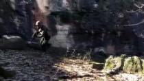KURU FASULYE - Diyarbakır'da İki Sığınak Ve 11 Mağara Kullanılamaz Hale Getirildi