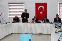 İL SAĞLıK MÜDÜRLÜĞÜ - Edirne'de Bağımlılıkla Mücadele Teknik Çalışma Grupları Toplantısı