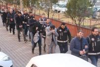 RUHSATSIZ SİLAH - Emniyetten Organize Suç Çetesine 'Gölge' Operasyonu