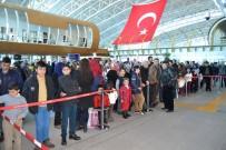 UÇAK TRAFİĞİ - Erzincan Havalimanı'nda Ocak Ayında Binlerce Yolcuya Hizmet Verildi