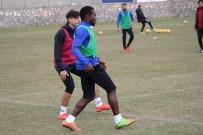Evkur Yeni Malatyaspor'da Hazırlıklar Sürüyor