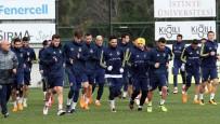 CAN BARTU - Fenerbahçe, Alanyaspor Maçı Hazırlıklarını Sürdürdü