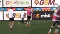 FLORYA METIN OKTAY TESISLERI - Galatasaray'da Kasımpaşa Maçı Hazırlıkları