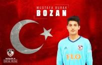 BELEK - Gazişehir Gaziantep'in Genç Oyuncusuna Milli Davet