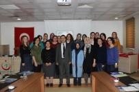 İL SAĞLıK MÜDÜRLÜĞÜ - 'Gebe Bilgilendirme Sınıfı Eğitici Programı' Tamamlandı