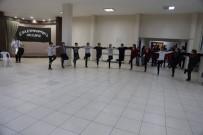 HALK OYUNLARI YARIŞMASI - Halk Oyunları Ekibi Tekirdağ'ı Türkiye Şampiyonası'nda Temsil Edecek