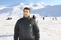 5 YILDIZLI OTEL - Hesarek Kayak Merkezini 1 Ayda 45 Bin Kişi Ziyaret Etti