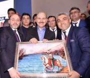 FATİH ÇALIŞKAN - Hisarcık'a Yeni Emniyet Amirliği Binası Müjdesi