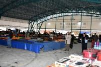 PAZARCI ESNAFI - İnönü'de Pazar Tezgahları Artık Dua İle Açılıyor
