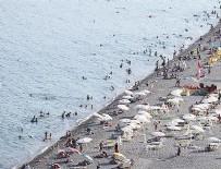BELEK - İsveçli turistin gözdesi Türkiye