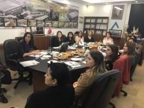 KADIN GİRİŞİMCİ - Kadın Sanayicilerden Zahit Alüminyum'a Ziyaret