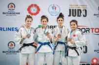 KAĞıTSPOR - Kağıtsporlu Judocular, Gençlerde Türkiye Üçüncüsü