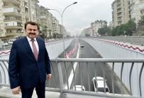 FATİH MEHMET ERKOÇ - Kahramanmaraş'ta 'Abdülhamid Han Kavşağı' Açıldı