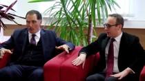 ANADOLU AJANSı - Kamu Başdenetçisi Malkoç, Bosna Hersek'te