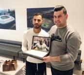 METİN KEÇECİ - Kara Kartal'a Şampiyonlar Ligi Dopingi