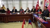 YARDIM KAMPANYASI - Kardemir Karabükspor'a Yardım Kampanyası