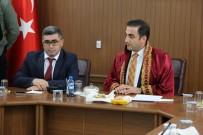 MEHMET NURİ ÇETİN - Kaymakam Alibeyoğlu Nikah Kıydı, Kaymakam Çetin Şahitlik Yaptı