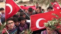 Köylü Çocuklardan Zeytin Dalı Harekatı'na Destek