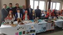 OSMAN GÜVEN - Kula'da Öğrencilerden '81 İl Kula'da Buluşuyor' Sergisi