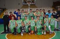 FIKRET COŞKUN - Manisa BBSK U16 Basket Takımı Manisa Şampiyonu Oldu