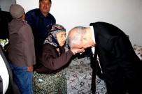 ÇETIN KıLıNÇ - Manisa Valisi Güvençer Şehit Annelerini Ziyaret Etti
