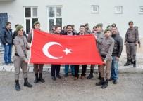 TÜRK SAĞLıK SEN - Mehmetçiğe 'Sevgi' Ziyareti