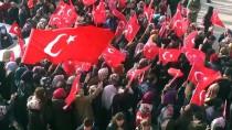ZIRHLI ARAÇLAR - Mehmetçik Afrin'e Dualarla Uğurlandı