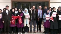 MUSTAFA YıLMAZ - Ortaokul Öğrencilerinden Şehit Ailelerine Mektup