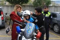 SOSYAL PROJE - Özel Öğrenciler Polislik Mesleği Merakını Giderdi