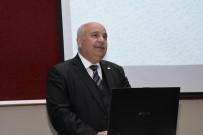 ADıYAMAN ÜNIVERSITESI - Prof. Dr. Gönüllü Kainat İlmi Dersine Katıldı