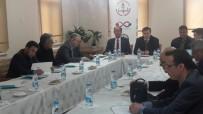 MEHMET ÖZTÜRK - Şaphane Halk Eğitim Merkezi Müdürlüğü'nün Çalışmaları Değerlendirildi